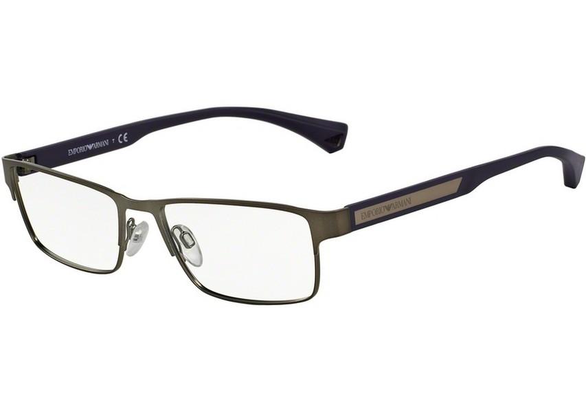 lunettes de vue emporio armani ea 1035 3096 53 17. Black Bedroom Furniture Sets. Home Design Ideas