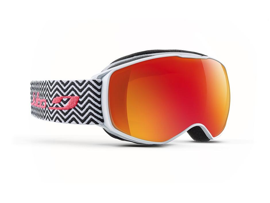 83b80eee4f9911 Masque de ski mixte JULBO Noir ECHO Noir   Blanc Tweed S Spectrron 3