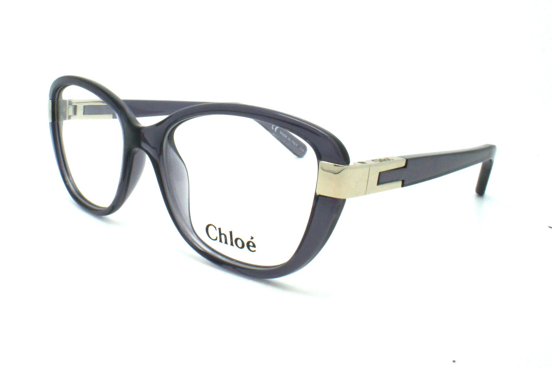 Montures lunettes chloe