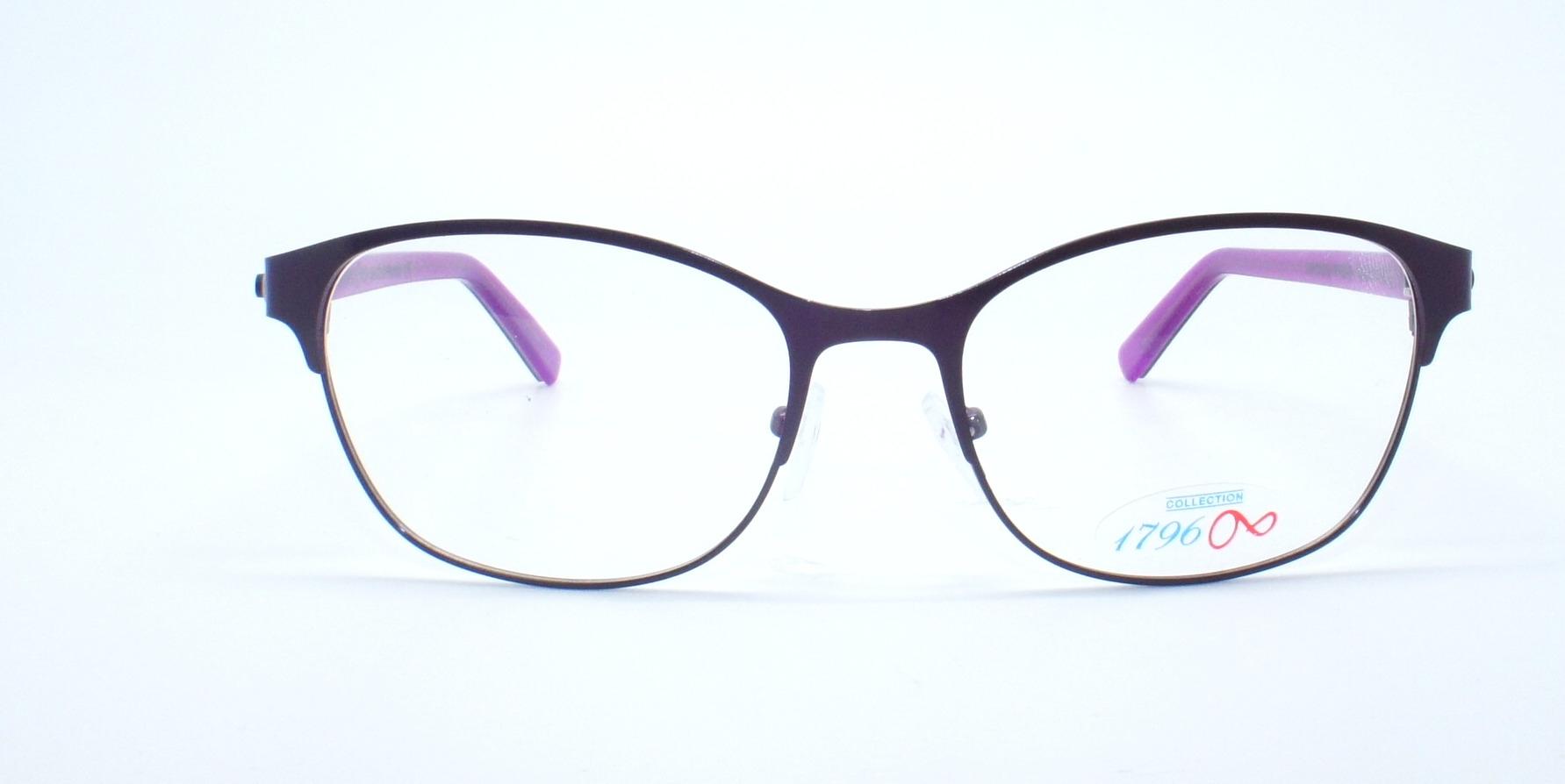 lunettes de vue 1796 cbfc 1809 prune 52 17. Black Bedroom Furniture Sets. Home Design Ideas