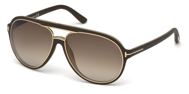 lunettes de soleil tom ford tf 0379 50k 60 14. Black Bedroom Furniture Sets. Home Design Ideas