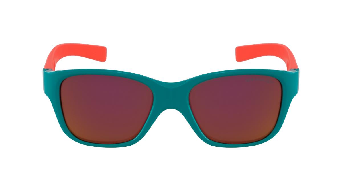 bcd2458c21d774 Lunettes de soleil JULBO - TURN Turquoise brillant   Corail mat