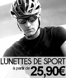 Lunettes de sport