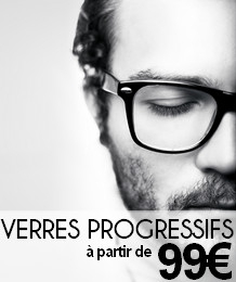 Verres progressifs